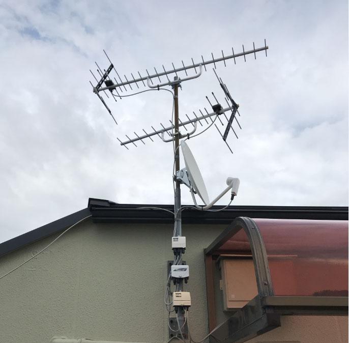 アンテナ ケーブル tv